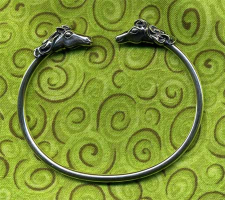 Horse Head Bracelet Opener