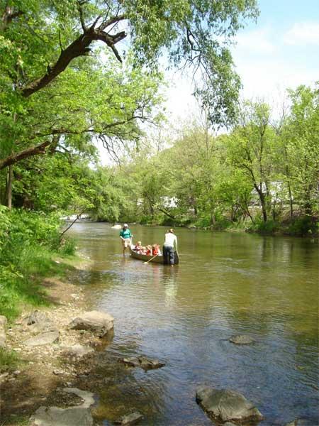 Canoe Opener