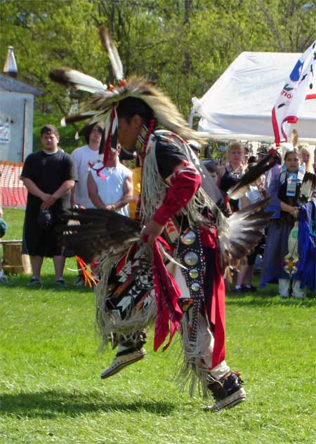 Native Dancer 2